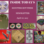Sunday Scouting Hot Finds Newsletter April 16, 2017