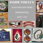 Sunday Scouting Hot Finds Newsletter April 2, 2017