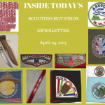 Sunday Scouting Hot Finds Newsletter April 23, 2017