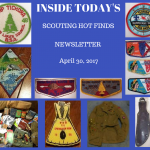 Sunday Scouting Hot Finds Newsletter April 30, 2017