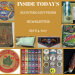 Tuesday Scouting Hot Finds Newsletter April 4, 2017