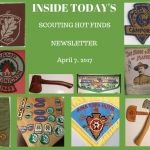 Friday Scouting Hot Finds Newsletter April 7, 2017