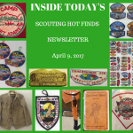 Sunday Scouting Hot Finds Newsletter April 9, 2017