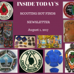 Tuesday Scouting Hot Finds Newsletter August 1, 2017