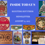 Tuesday Scouting Hot Finds Newsletter August 15, 2017
