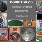Friday Scouting Hot Finds Newsletter August 4, 2017