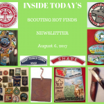 Sunday Scouting Hot Finds Newsletter August 6, 2017