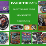 Tuesday Scouting Hot Finds Newsletter August 8, 2017