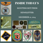 Friday Scouting Hot Finds Newsletter December 12, 2014