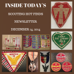 Sunday Scouting Hot Finds Newsletter December 14, 2014