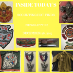 Friday Scouting Hot Finds Newsletter December 26, 2014