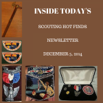 Friday Scouting Hot Finds Newsletter December 5, 2014