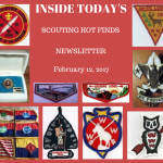 Sunday Scouting Hot Finds Newsletter February 12, 2017