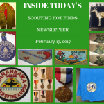 Friday Scouting Hot Finds Newsletter February 17, 2017