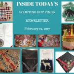 Sunday Scouting Hot Finds Newsletter February 19, 2017