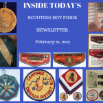 Tuesday Scouting Hot Finds Newsletter February 21, 2017