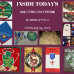 Friday Scouting Hot Finds Newsletter February 24, 2017