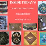 Tuesday Scouting Hot Finds Newsletter February 28, 2017