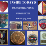 Friday Scouting Hot Finds Newsletter February 3, 2017