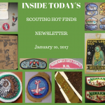 Tuesday Scouting Hot Finds Newsletter January 10, 2017