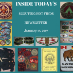 Friday Scouting Hot Finds Newsletter January 13, 2017