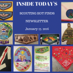 Tuesday Scouting Hot Finds Newsletter January 17, 2017