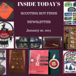 Friday Scouting Hot Finds Newsletter January 20, 2017