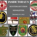 Sunday Scouting Hot Finds Newsletter January 22, 2017