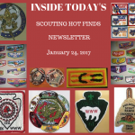 Tuesday Scouting Hot Finds Newsletter January 24, 2017