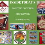 Sunday Scouting Hot Finds Newsletter January 29, 2017