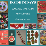 Tuesday Scouting Hot Finds Newsletter January 31, 2017