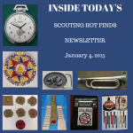 Sunday Scouting Hot Finds Newsletter January 4, 2015