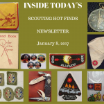 Sunday Scouting Hot Finds Newsletter January 8, 2017