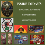 Friday Scouting Hot Finds Newsletter January 9, 2015