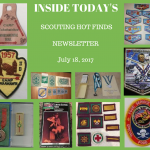 Tuesday Scouting Hot Finds Newsletter July 18, 2017
