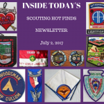 Sunday Scouting Hot Finds Newsletter July 2, 2017