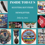 Sunday Scouting Hot Finds Newsletter July 23, 2017
