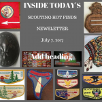 Friday Scouting Hot Finds Newsletter July 7, 2017