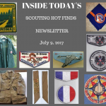 Sunday Scouting Hot Finds Newsletter July 9, 2017