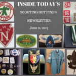Sunday Scouting Hot Finds Newsletter June 11, 2017