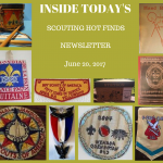 Tuesday Scouting Hot Finds Newsletter June 20, 2017