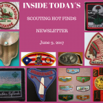 Friday Scouting Hot Finds Newsletter June 9, 2017