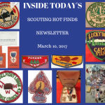 Friday Scouting Hot Finds Newsletter March 10, 2017