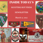 Friday Scouting Hot Finds Newsletter March 17, 2017