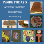 Tuesday Scouting Hot Finds Newsletter March 17, 2015