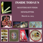 Friday Scouting Hot Finds Newsletter March , 2015
