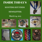 Tuesday Scouting Hot Finds Newsletter March 24, 2015