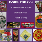 Tuesday Scouting Hot Finds Newsletter March 28, 2017