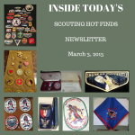 Tuesday Scouting Hot Finds Newsletter March 3, 2015