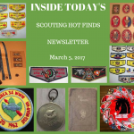 Sunday Scouting Hot Finds Newsletter March 5, 2017